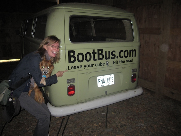 Boot Bus