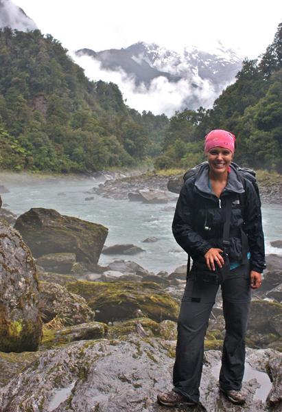 Sarah in New Zealand