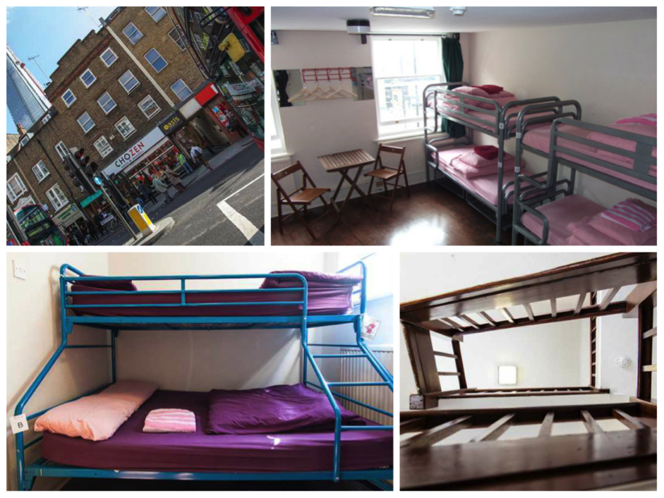 St. Christopher Hostel London