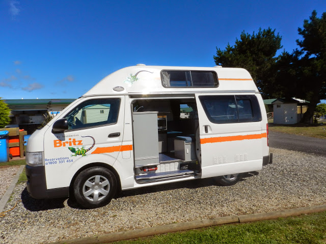 Renting A Campervan On A Backpackers Budget