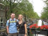 Ben & Alonna in Bruges