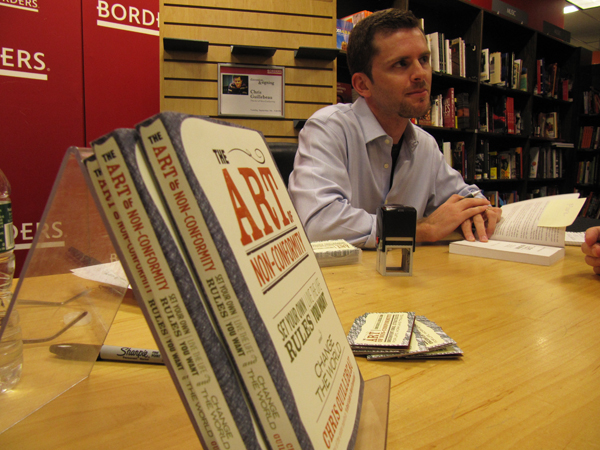 AONC Book Signing