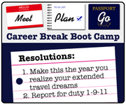 Career Break Boot Camp