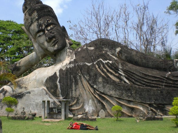 Laos - Buddha Park